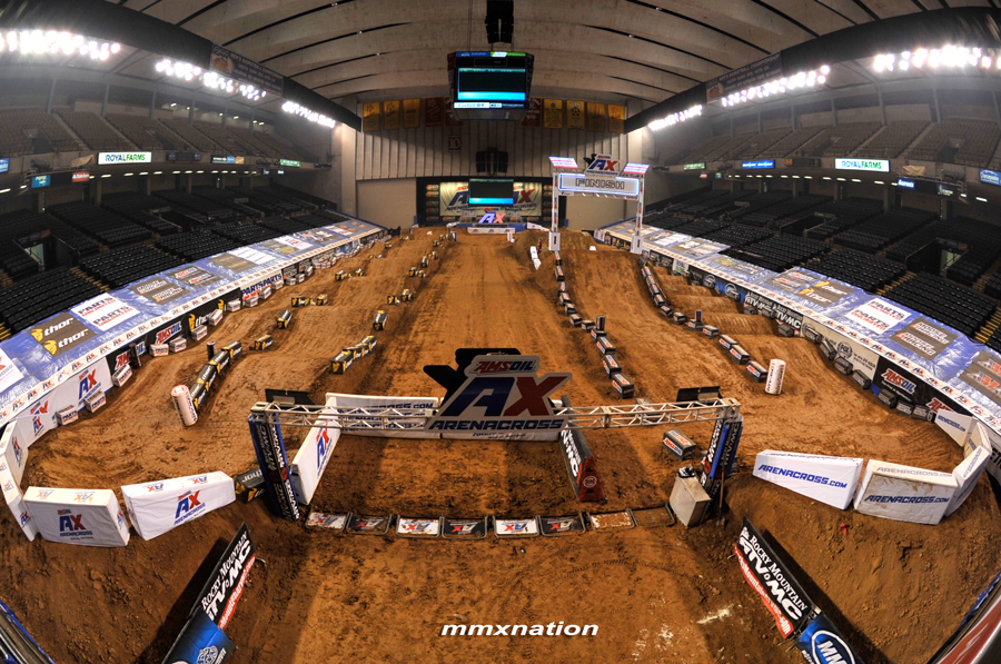 Amsoil arenacross photo by: Kevin Duffy @ MMX