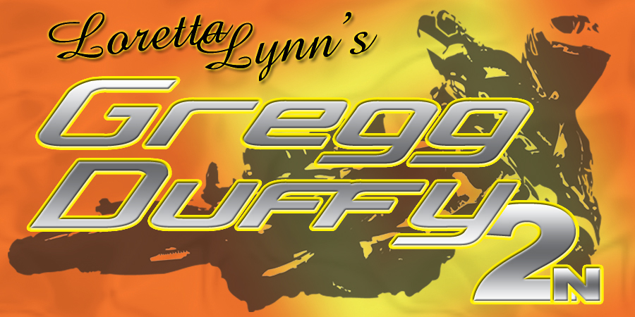 Design and logo made for Gregg by: Kevin Crine #574