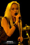 Cherie Currie at MMX The Music.  Photoby: Kevin Duffy@ MMX