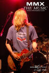 Wes Scantlin of Puddle Of Mud at MMX The Music.  Photoby: Kevin Duffy@ MMX